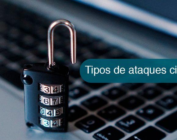 Tipos de ataques cibernéticos