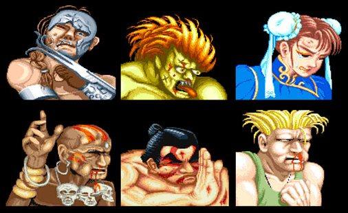 """La falla de los combos imparables de """"Street Fighter II: The World Warrior"""""""