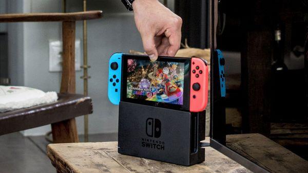La Nintendo Switch arrasó en ventas