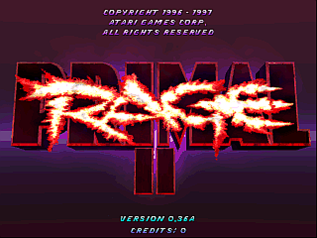 Primal Rage II: ¡Juega la secuela perdida de Primal Rage! (MAME)