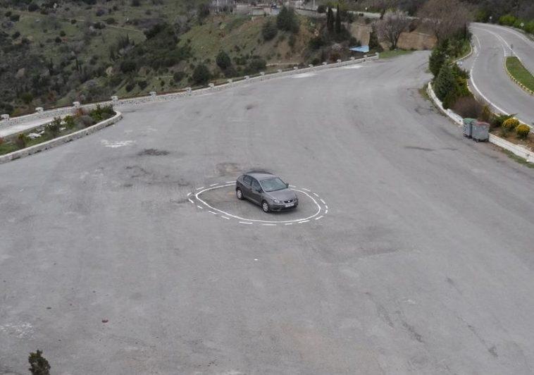Trampa de baja tecnología para «hackear» coches autónomos