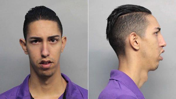 """Arrestan a Peter """"La Anguila"""" por posesión de cocaína en Miami"""