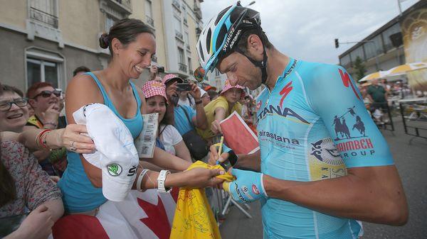 Conmoción en el ciclismo por la trágica muerte del italiano Michele Scarponi