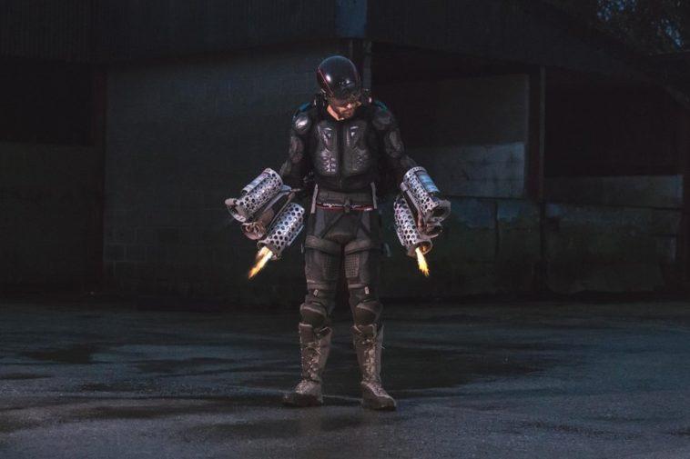 Daedalus: Un traje de vuelo que busca igualar a Iron Man