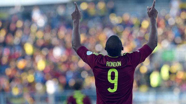 El mensaje de Salomón Rondón contra la represión del régimen de Nicolás Maduro