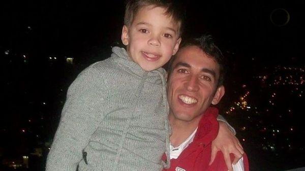"""Habló la madre del niño uruguayo asesinado por su profesor de fútbol: """"Felipe le decía a todos que el DT era su padre"""""""