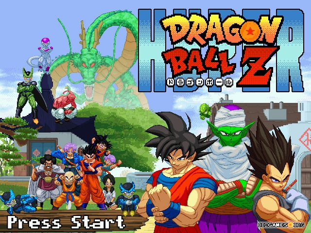 Hyper Dragon Ball Z Champ's Build: Nueva versión del fan made hecho en Mugen