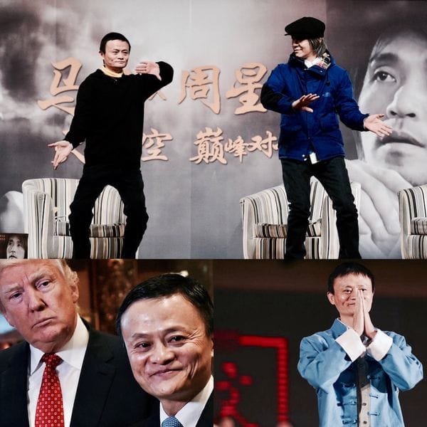 """Jack Ma, el fundador de Alibaba, sobre la inteligencia artificial: """"Causará más dolor que felicidad"""""""