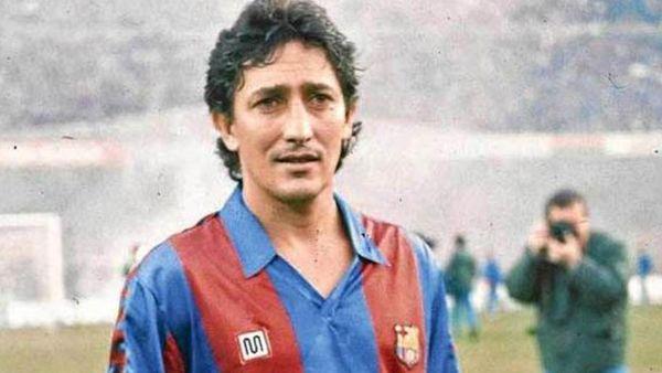 """La increíble historia de """"Romerito"""", el crack paraguayo que no quería ir al Barça y Cruyff lo fichó a 48 horas de enfrentar al Real Madrid"""