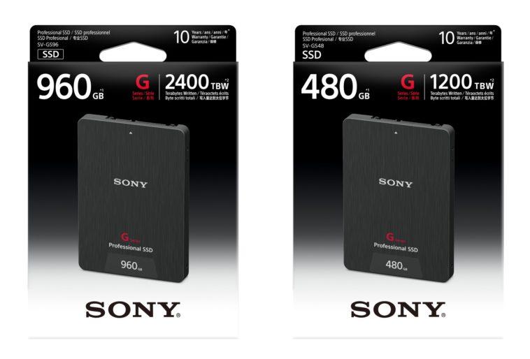 Los nuevos SSD de Sony duran más de 30 veces que uno normal