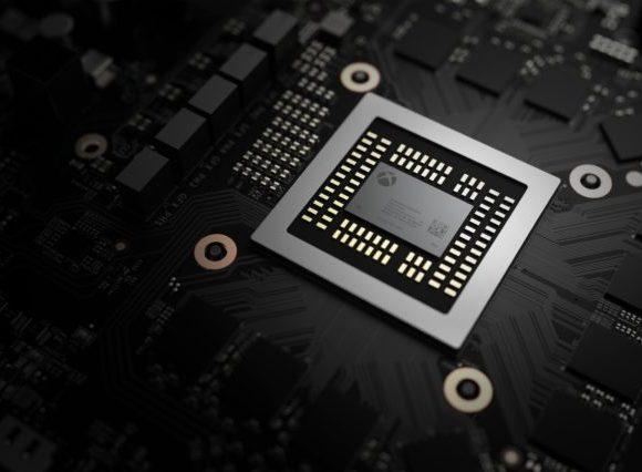Microsoft revela las especificaciones de Project Scorpio
