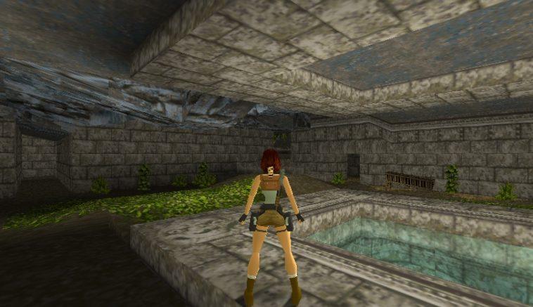 OpenLara: Juega el Tomb Raider original en tu navegador