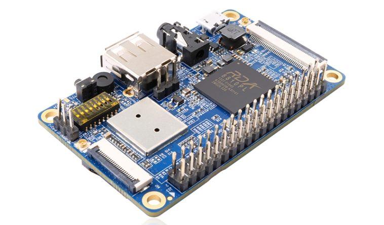Orange Pi 2G-IoT entrega WiFi, Bluetooth, y conectividad 2G