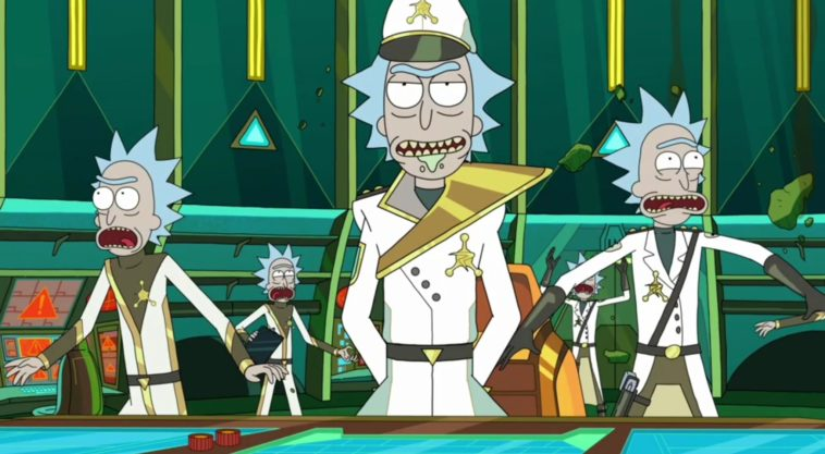 Rick y Morty: un estreno inesperado