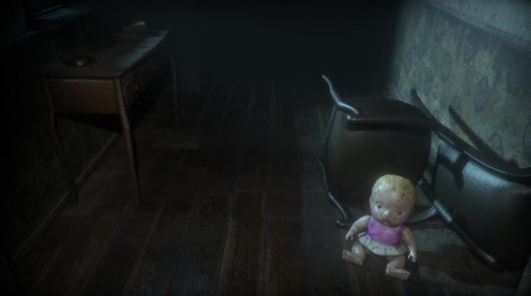 Terror paranormal en Project Nightmares