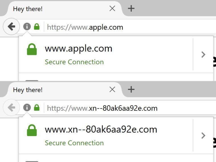 Un nuevo ataque hace «el phishing perfecto» en Chrome y Firefox