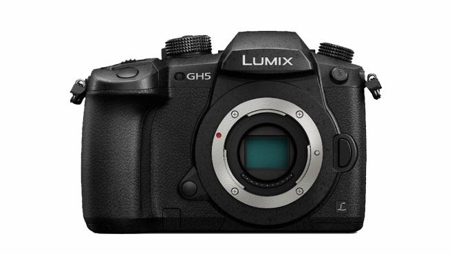 Vídeos en 4K y fotos en 6K con la nueva Panasonic Lumix GH5