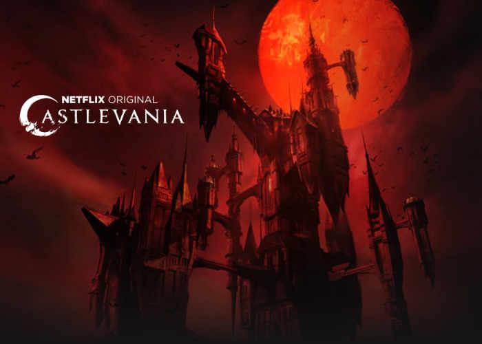 La serie animada de Castlevania