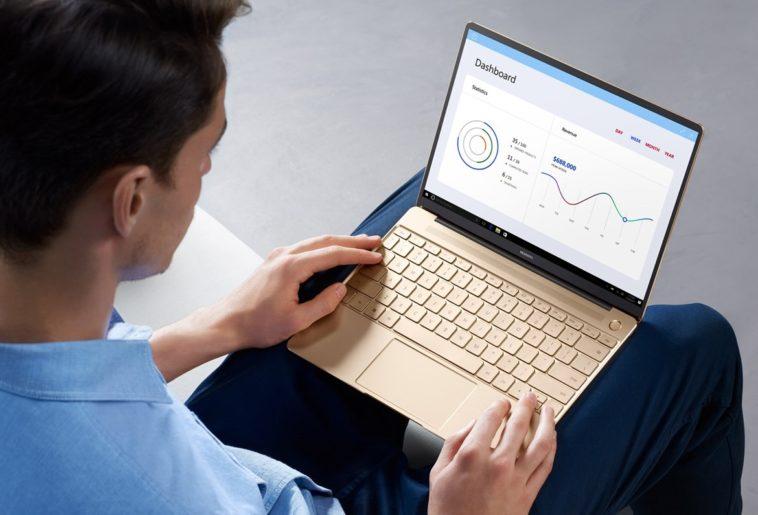 MateBook X: El primer portátil premium de Huawei