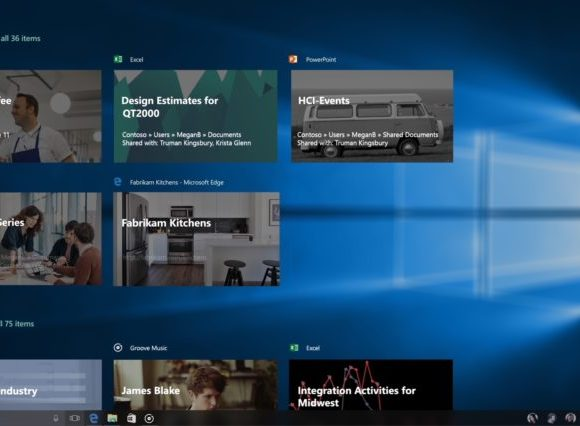 Microsoft anuncia a Windows 10 Fall Creators Update