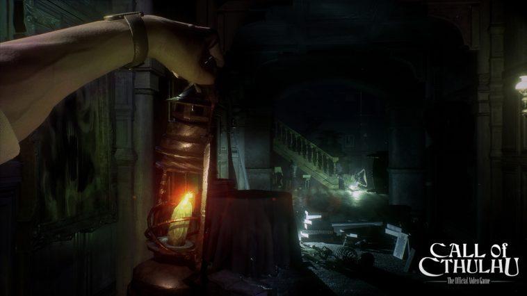 Call of Cthulhu: «La Llamada de Cthulhu» regresa al mundo de los videojuegos