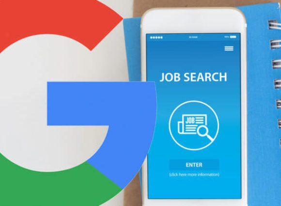 Google lanza su motor de búsqueda de trabajos que funciona con IA