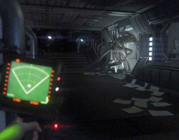 Alien: Isolation en Realidad Virtual