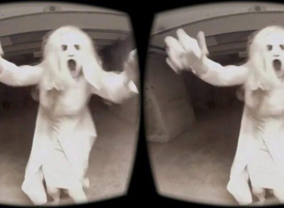 Juegos de terror en «Realidad Virtual» para Android