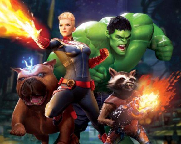Marvel Powers United VR te pone en la piel virtual de un superhéroe