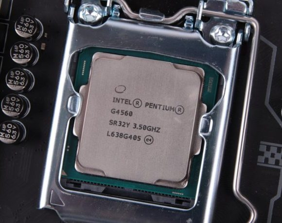 ¿Qué está pasando con el Pentium G4560?