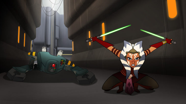 Star Wars Forces of Destiny: Serie web de Star Wars