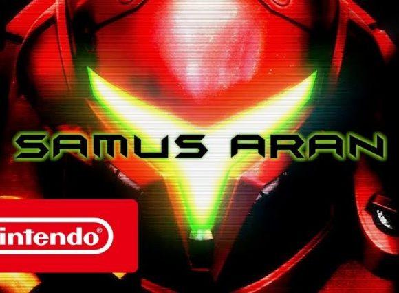 Increíble trailer de Metroid: Samus Returns