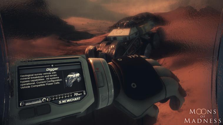 Moons of Madness: Terror lovecraftiano en Marte