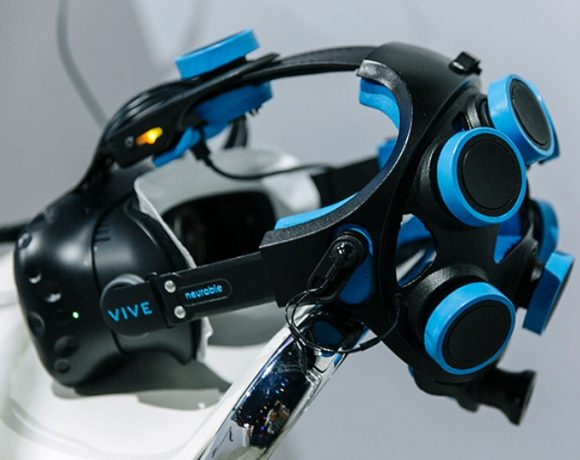 Neurable: Realidad virtual controlada por la mente