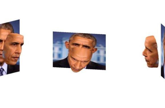 3DME: Convierte una fotografía de tu cara en una imagen 3D