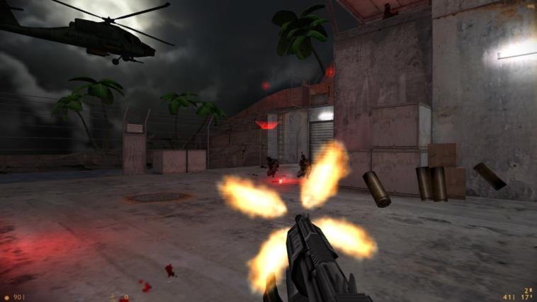 Half-Life: C.A.G.E.D.: Un MOD gratuito para Half-Life, desarrollado por un ex-empleado de Valve