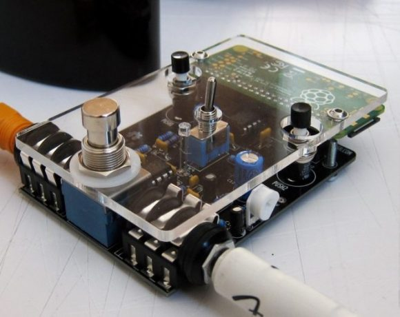 Pedal-Pi: Construye un pedal programable para tu guitarra eléctrica