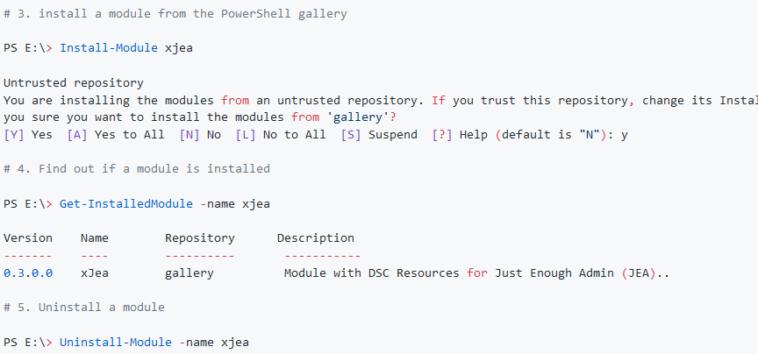 Plataformas para instalar programas desde línea de comandos