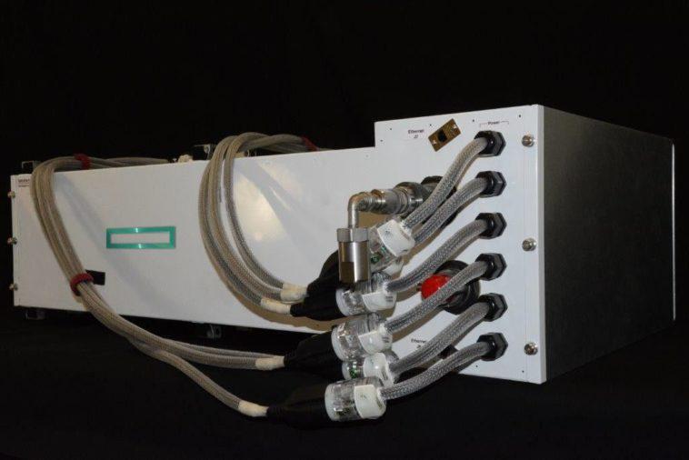 Spaceborne Computer: El ordenador más poderoso en el espacio