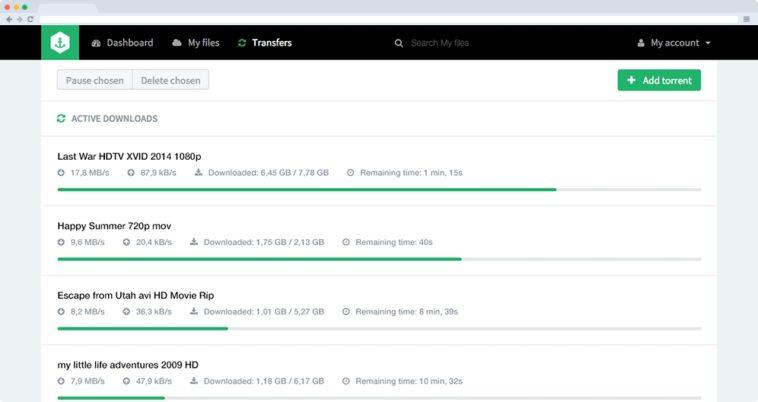 Bitport: Descarga torrents directo a Google Drive