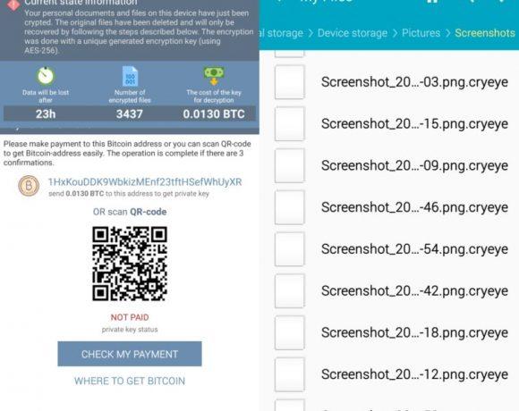 DoubleLocker: Ransomware para Android que bloquea tu teléfono y pide dinero