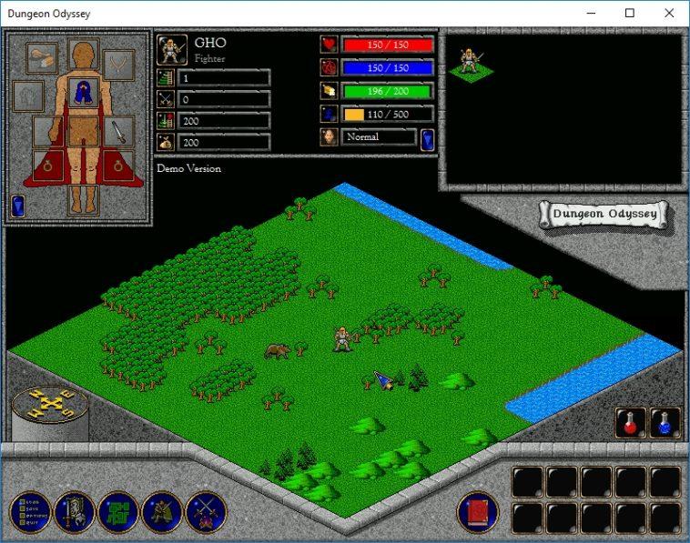 DxWnd: Utilidad para ejecutar juegos viejos en una ventana