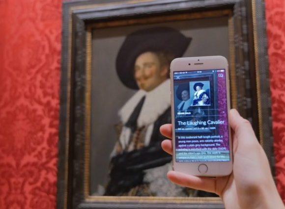 Smartify: Reconocimiento visual al servicio del arte