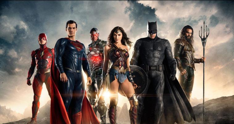 Trailer final de Justice League