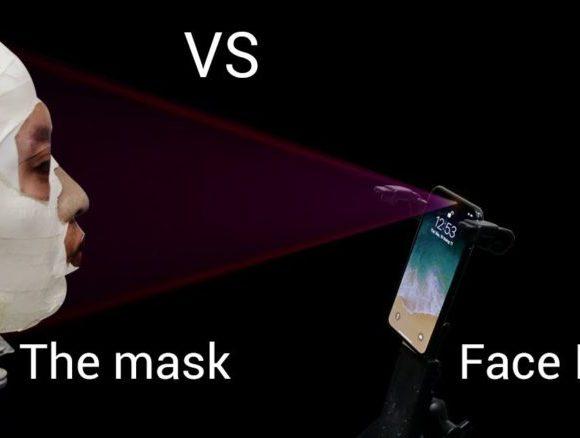 Burlan al Face ID del iPhone X con una máscara barata