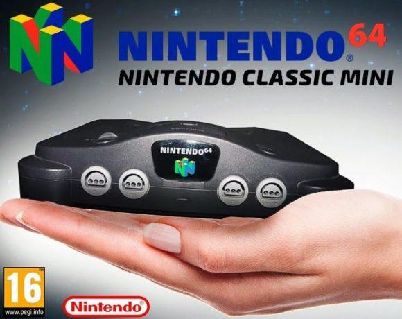 Se filtró una posible lista de juegos de Nintendo 64 Mini