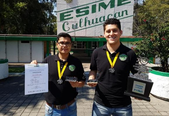 Estudiantes del IPN representarán a México en Robotchallenge China 2018