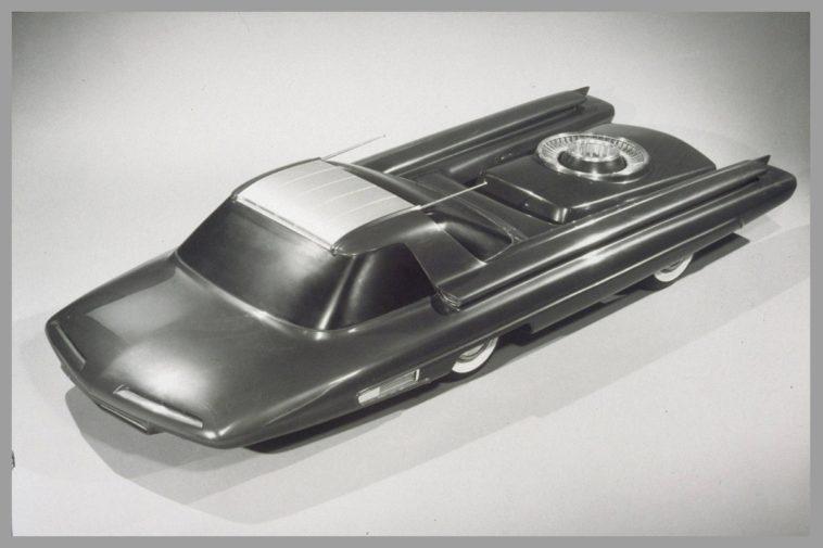 Ford Nucleon: El coche atómico que nunca fue