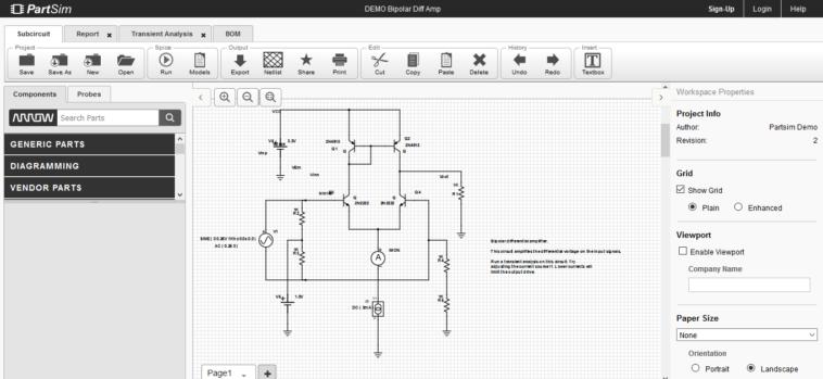 Los mejores simuladores de circuitos en línea