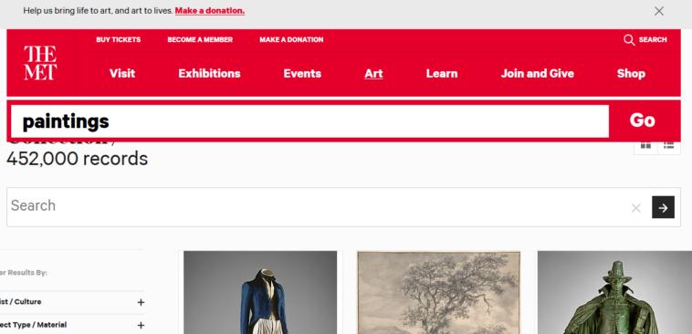 Los mejores sitios para descargar pinturas libres de derechos